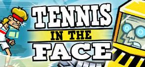 Tennis in the Face cover art