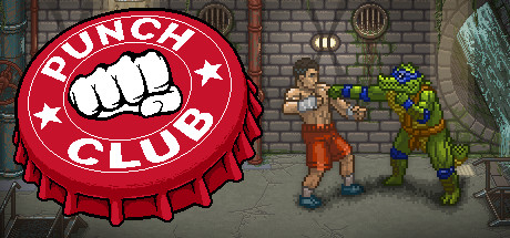 Punch Club Game Steam Game Key