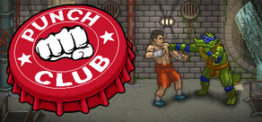 Punch Club cover art