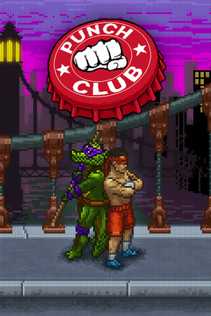Punch Club poster image on Steam Backlog