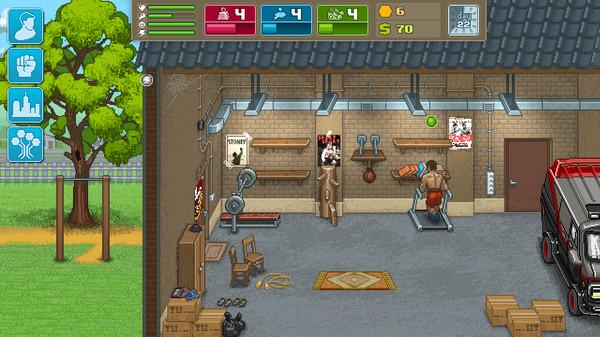 Punch Club Screenshot