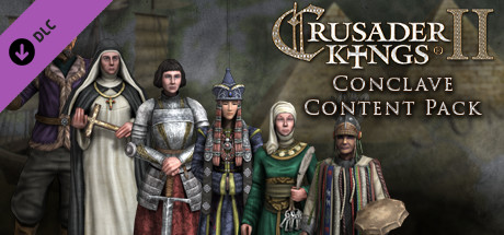 Content Pack - Crusader Kings II: Conclave on Steam