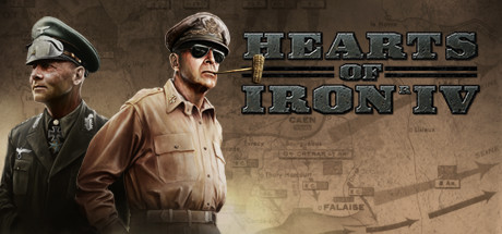 Hearts of Iron IV on Steam Backlog