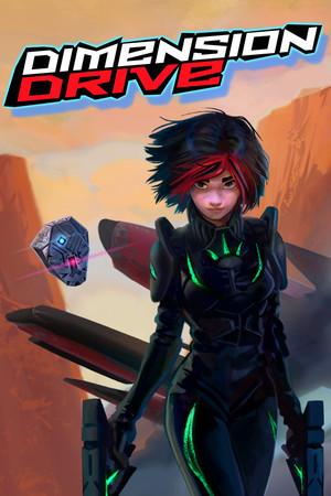 Dimension Drive poster image on Steam Backlog