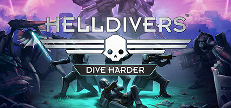 HELLDIVERS™ Dive Harder Edition [PT-BR] Capa