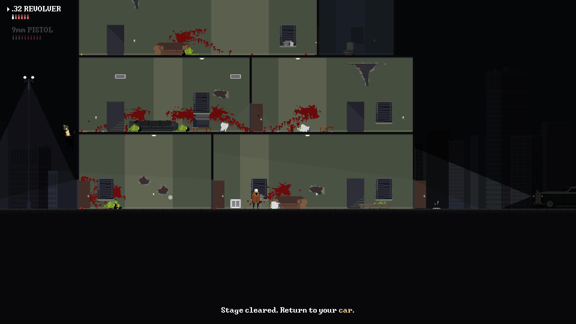 DEADBOLT screenshot 1