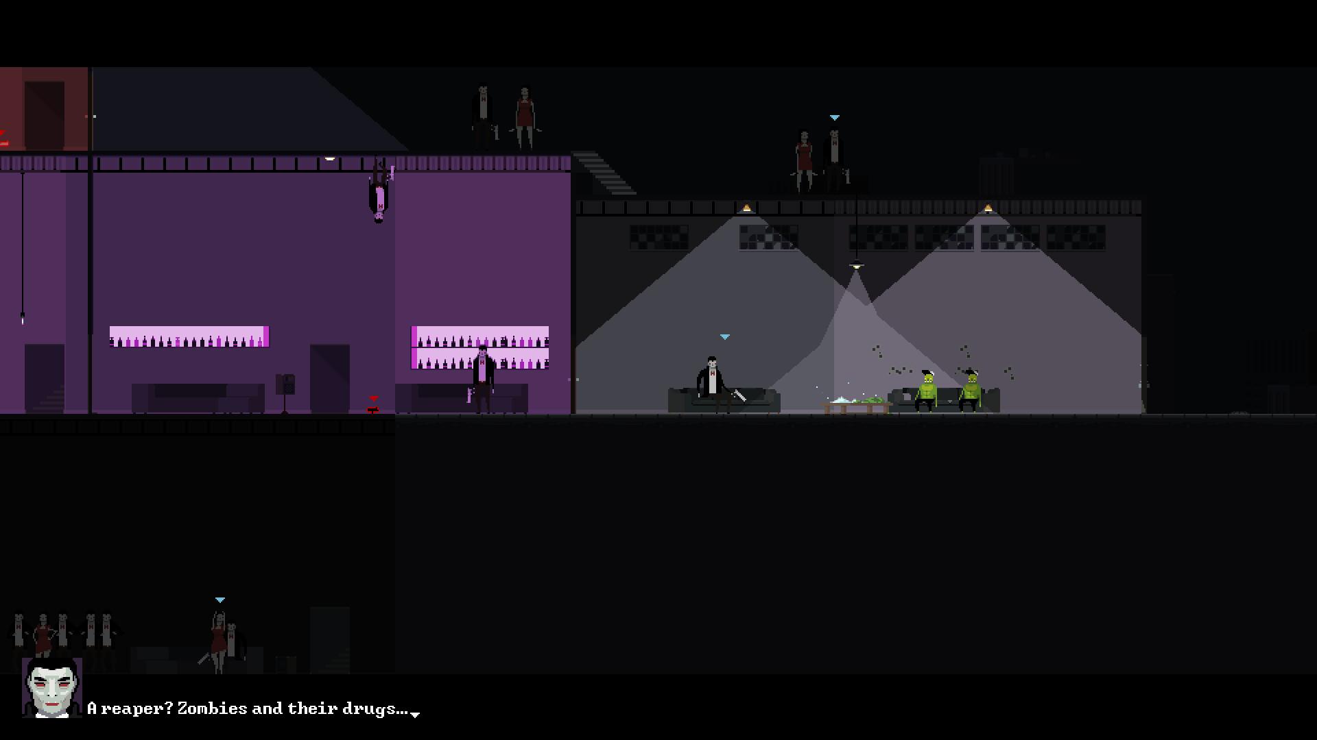 DEADBOLT screenshot 2