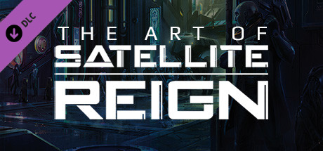 The Art of Satellite Reign: Art Book