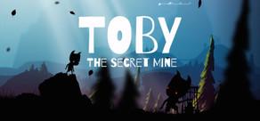Toby: The Secret Mine cover art