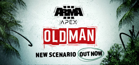 Arma 3 Old Man [PT-BR] Capa