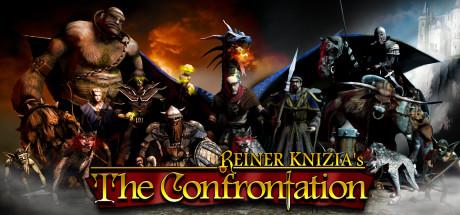 Reiner Knizia's The Confrontation