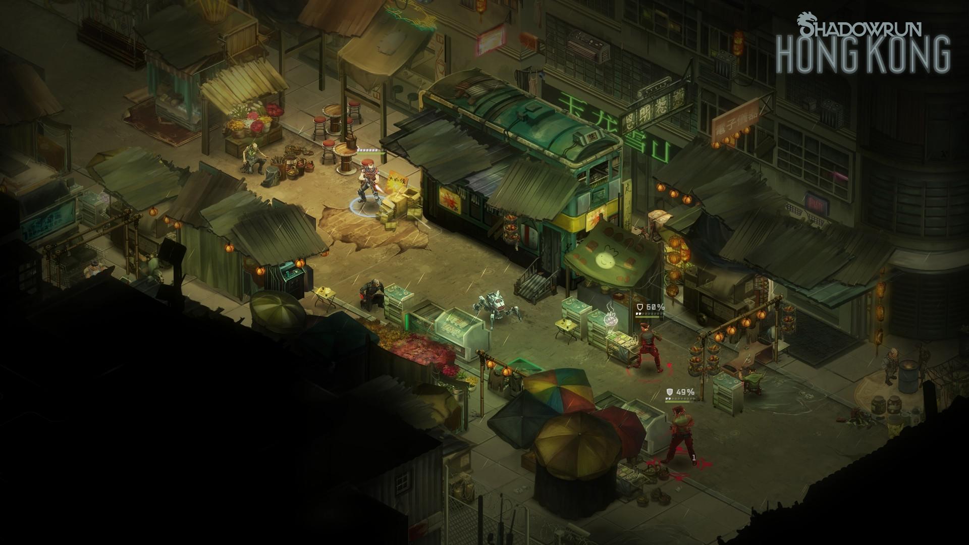 Shadowrun: Hong Kong - Extended Edition Deluxe Upgrade DLC บน Steam