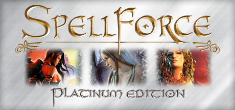 Купить SpellForce - Platinum Edition