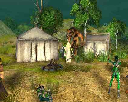 Скриншот №8 к SpellForce - Platinum Edition