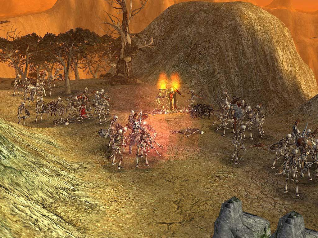 Spellforce Platinum screenshot 2