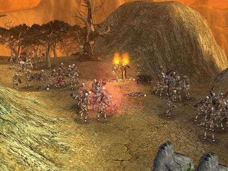 Скриншот №3 к SpellForce - Platinum Edition