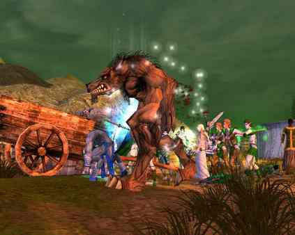 Скриншот №9 к SpellForce - Platinum Edition