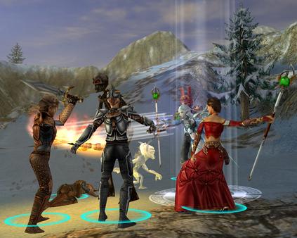 Скриншот №10 к SpellForce - Platinum Edition