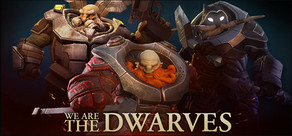 We Are The Dwarves cover art