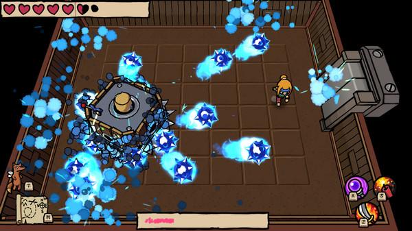Screenshot of Ittle Dew 2