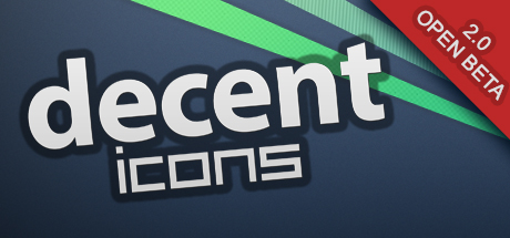 Teaser image for Decent Icons