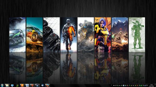 Скриншот из Decent Icons