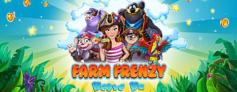 Farm Frenzy: Heave Ho - 疯狂农场:波涛起伏