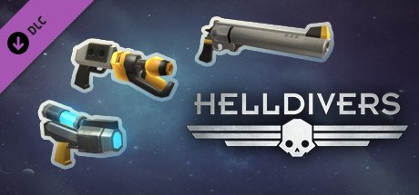HELLDIVERS™ - Pistols Perk Pack