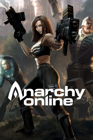 Anarchy Online poster image on Steam Backlog