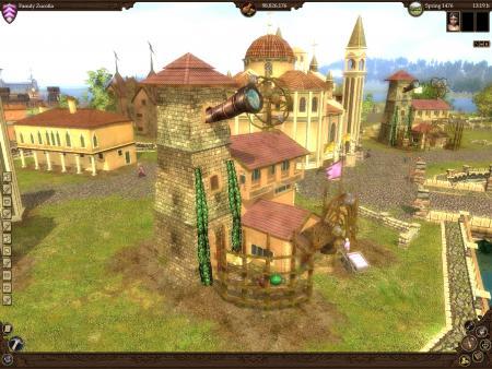 скриншот The Guild II 5