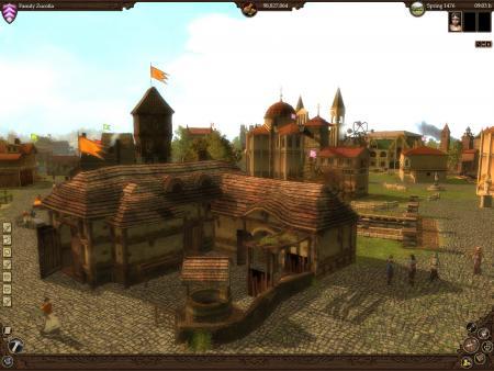скриншот The Guild II 4