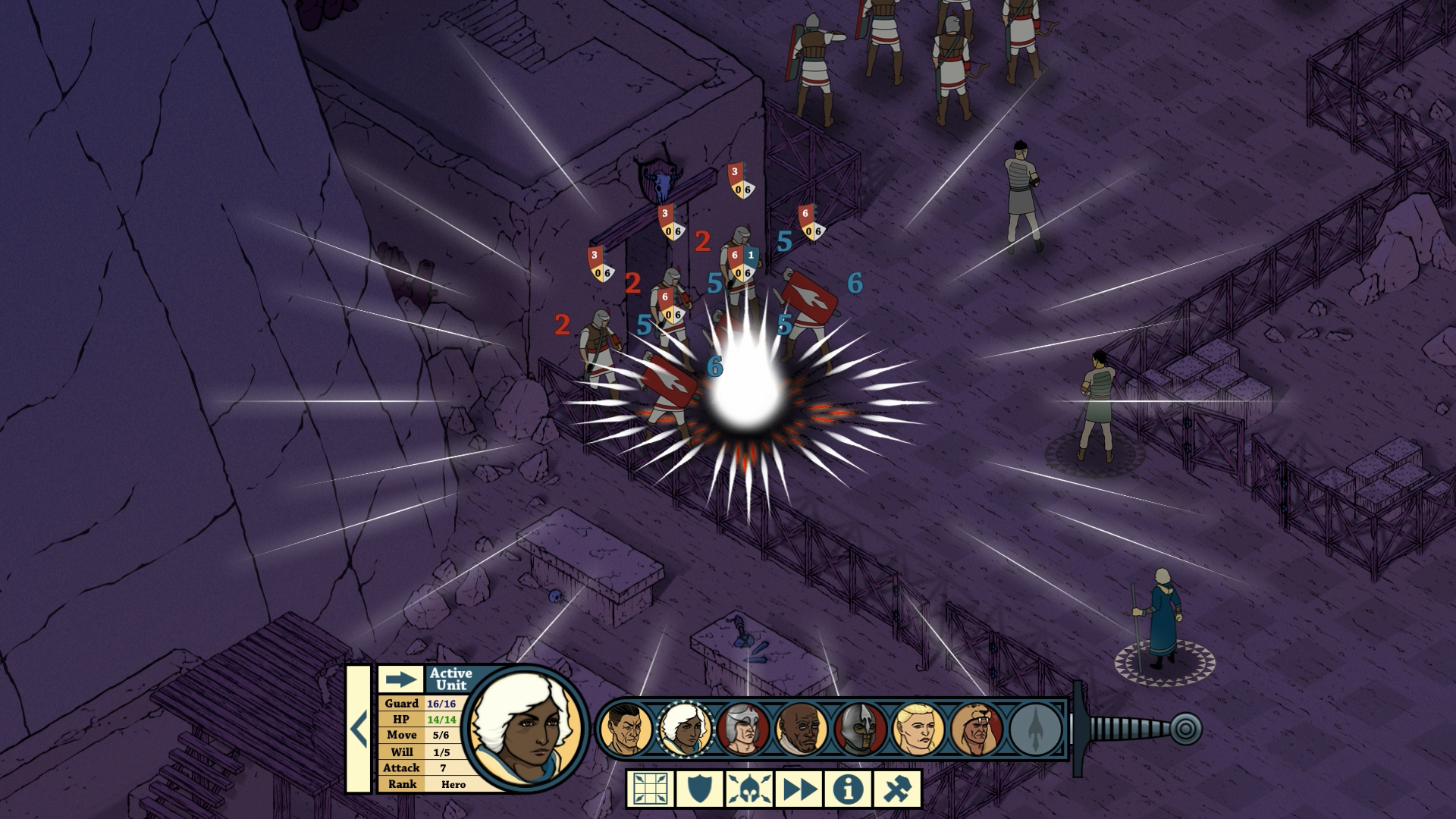 Tahira: Echoes of the Astral Empire screenshot 1