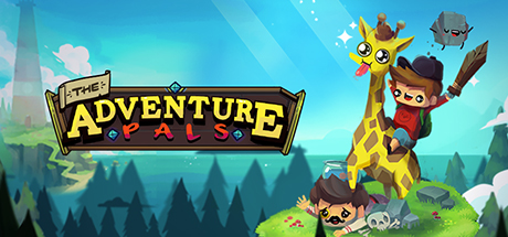 The Adventure Pals cover art