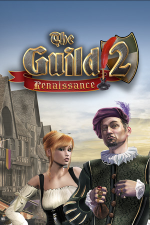 The Guild II Renaissance poster image on Steam Backlog