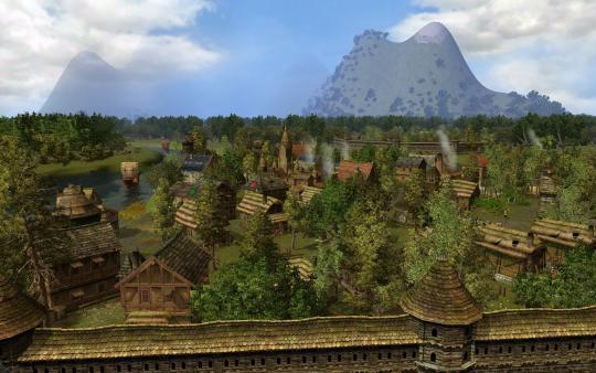 скриншот The Guild II Renaissance 0