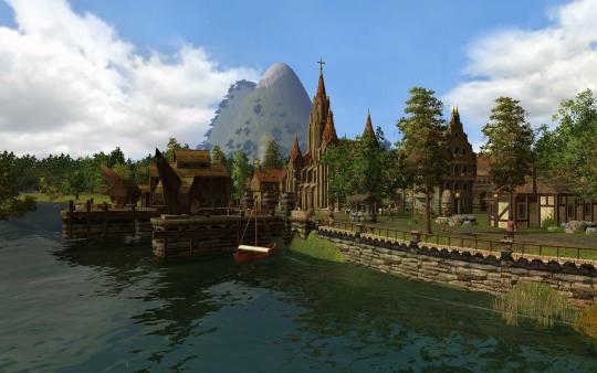 скриншот The Guild II Renaissance 3