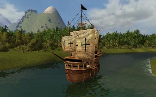 скриншот The Guild II Renaissance 4