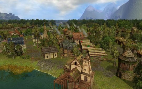 скриншот The Guild II Renaissance 1