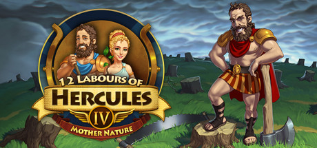 12 Labours of Hercules IV Mother Nature (Platinum Edition)