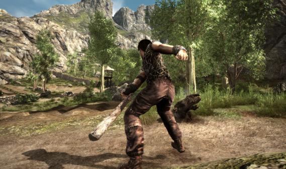 скриншот ArcaniA 3