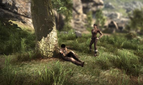 скриншот ArcaniA 0