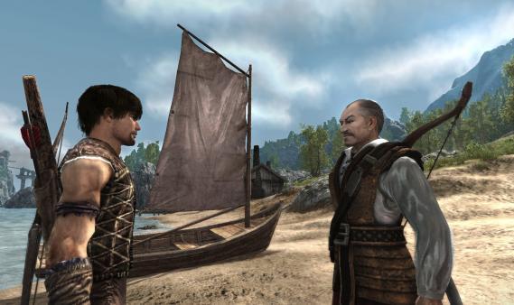 скриншот ArcaniA 1
