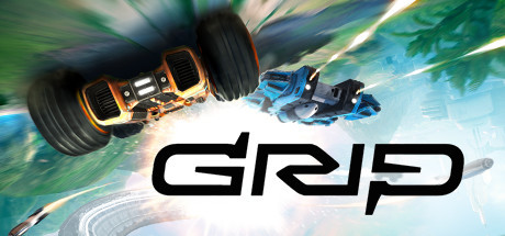GRIP Combat Racing Capa