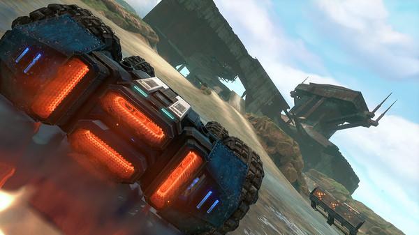 GRIP: Combat Racing 6