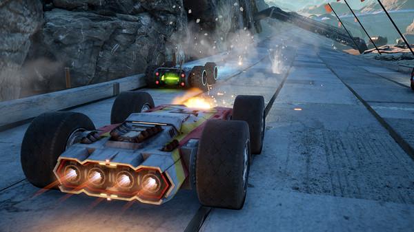 GRIP: Combat Racing 4
