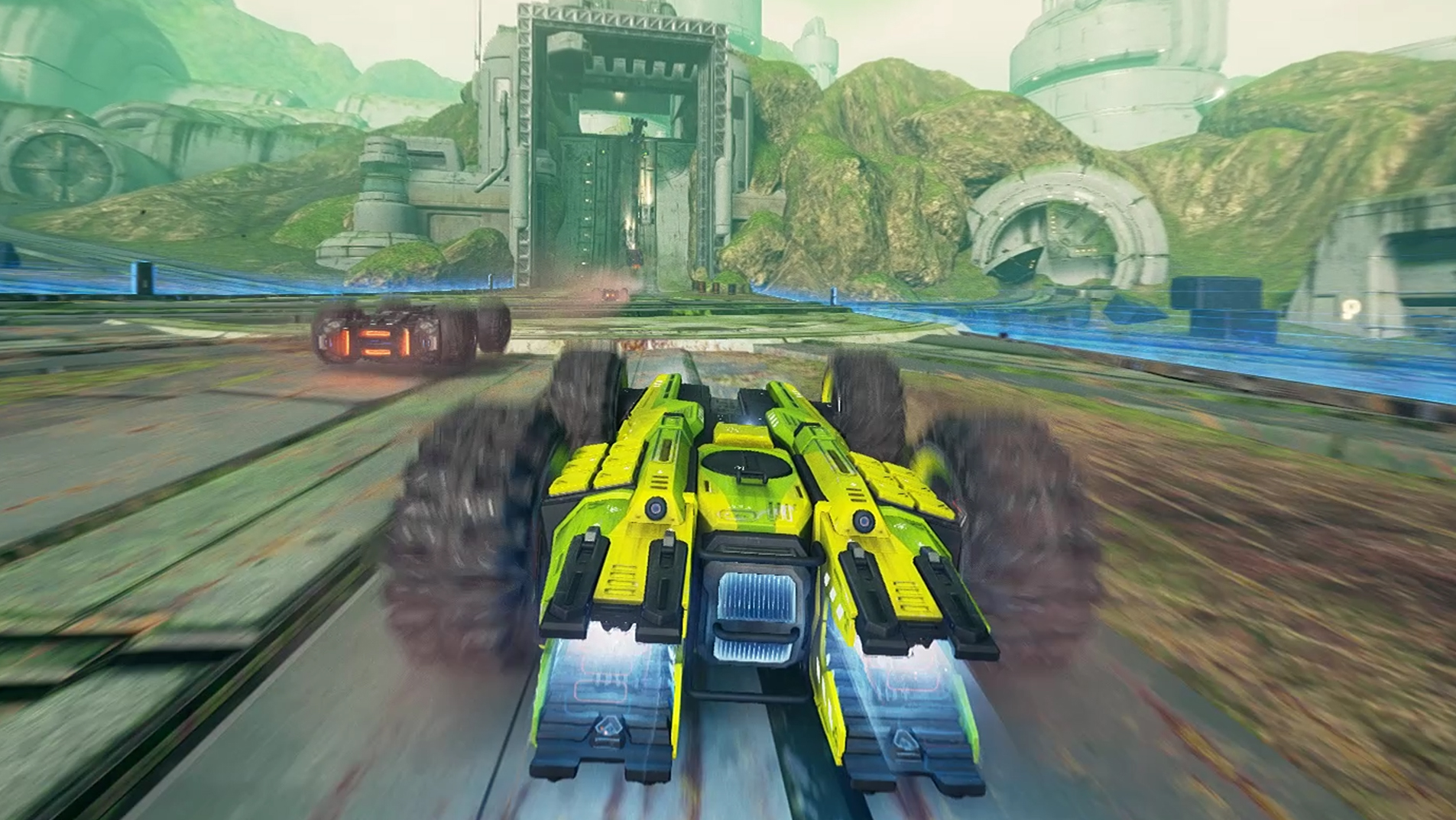 Grip: Combat Racing [RePack] [2018|Rus|Eng]