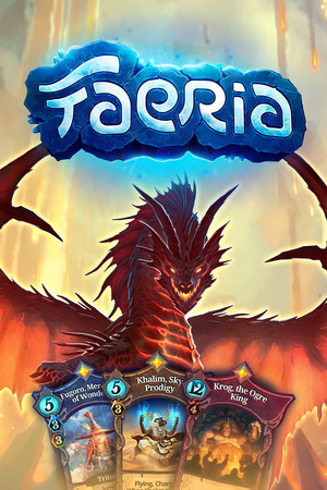 Faeria poster image on Steam Backlog