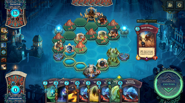 Faeria Screenshot