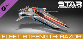 Star Conflict: Fleet Strength - Razor