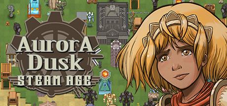 Aurora Dusk Steam Age